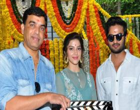 Sudheer babu Mehreen Pirzada Movie Launched