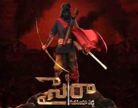 Sye Raa Sets Demolished by Government