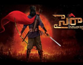 Chiru Turns Romantic For Syeraa