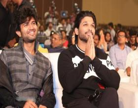 Vijay Devarakonda Praised Stylish Star