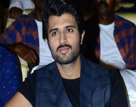 I am Waiting for Maharshi Release - Vijay Devarakonda