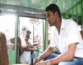 Tamil Actor Vishal Arrested