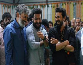 RRR Team as Chief Guests to VVR