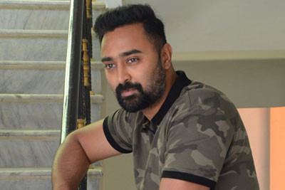 Actor Prasanna Interview Stills about Jawaan Movie