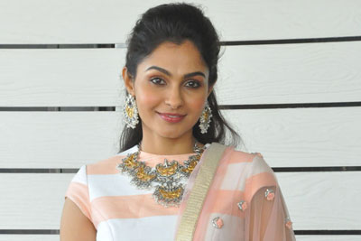 Andrea Jeremiah Stills at Detective Press Meet