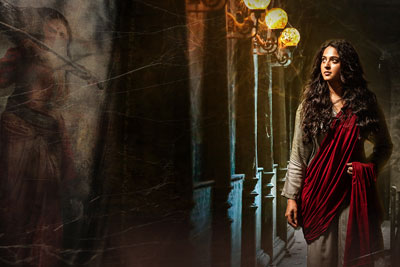 Anushka New Still From Bhaagamathie