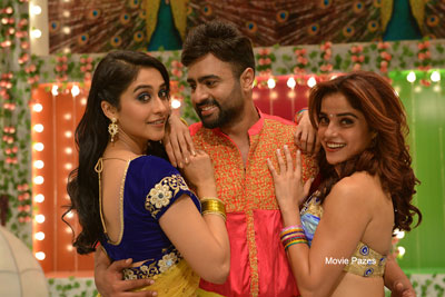Balakrishnudu movie Latest Stills
