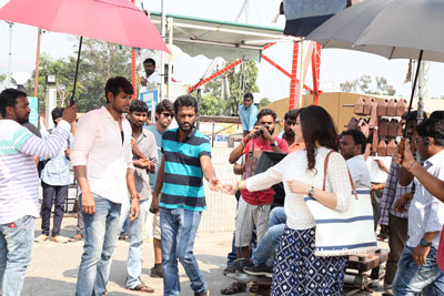 Co Surya Movie Working Stills