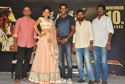 Detective Team Press Meet Stills