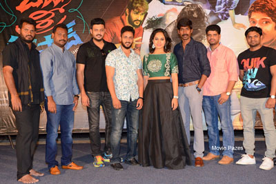Devi Sri Prasad Movie Pre Release Event Stills