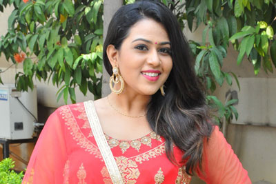 Diana Champika Stills at Indrasena Interview