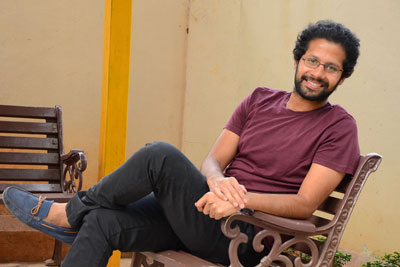 Director Venky Atluri At Tholiprema Interview
