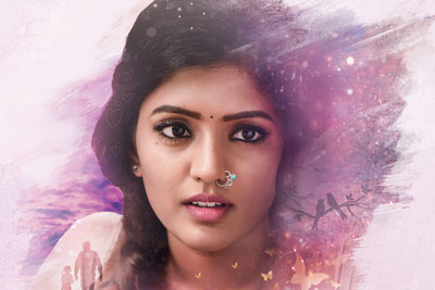 Eesha Rebba 1st Look Poster From the Movie Awe