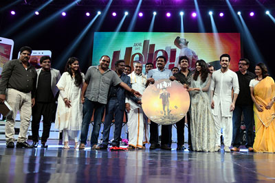 Hello Movie Audio Launch Stills