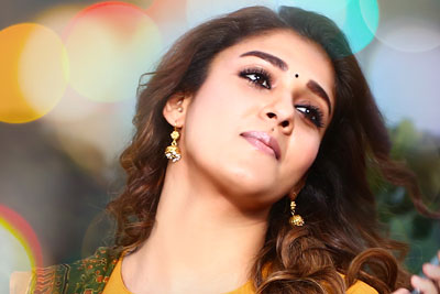 Jai Simha Team Wishing Nayanthara Happy Birthday