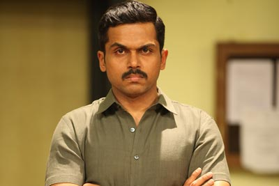 Karthi Latest Stills From The Movie Khaki
