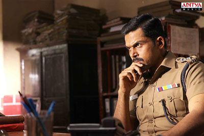 Karthi Stills From Khakee