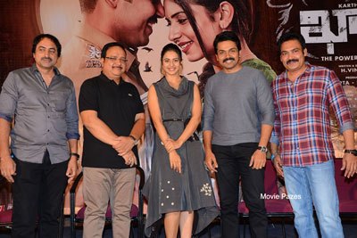 Khakee Movie Team Press Meet Stills