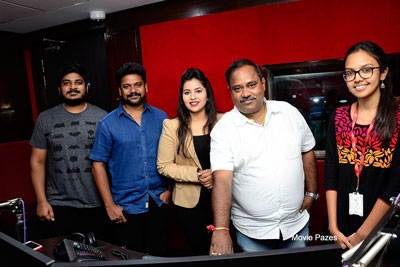 Napolean Movie Song Launch at Red FM