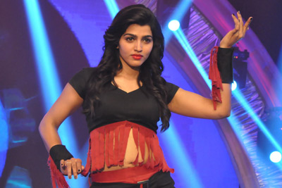 Sai Dhanshika latest stills