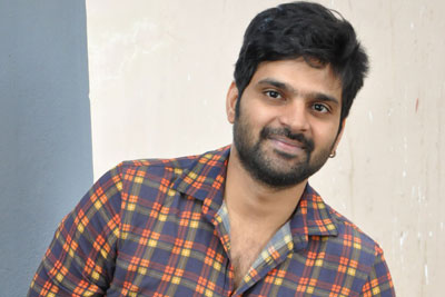 Sree Vishnu Interview Stills For Mental Madhilo