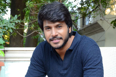 Sundeep Kishan Interview Stills For Co Surya