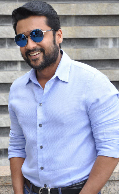 'Gang' is based on a true incident - Surya