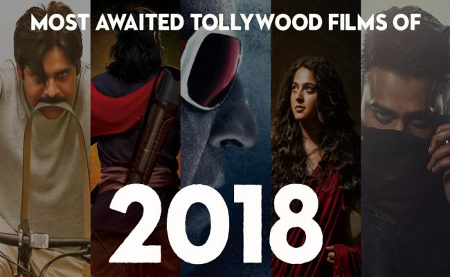 Most awaited Telugu films of 2018