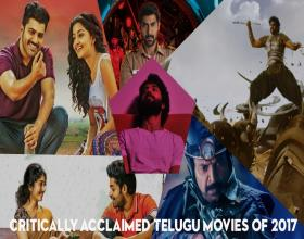 Critically acclaimed Telugu Movies of 2017