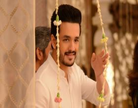 """I feel, this is my first film"" - Akhil"