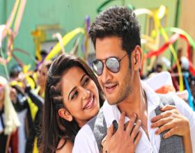 Mahesh and Rakul for the second time