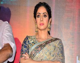 Just 3 days after MOM, Sri Devi announces her next!