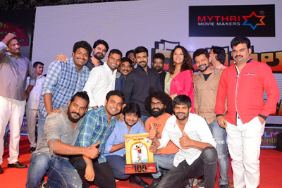 100 Days Celebrations of Rangasthalam Movie
