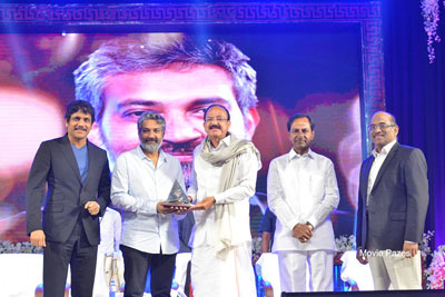 ANR Awards For Rajamouli Stills