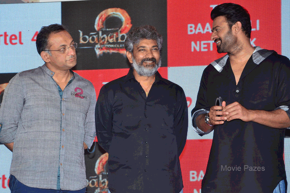 Airtel - The Baahubali Network launch
