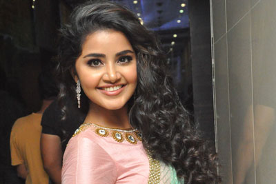 Anupama Parameswaran Stills at Unnadi Okkate Zindagi Audio Launch
