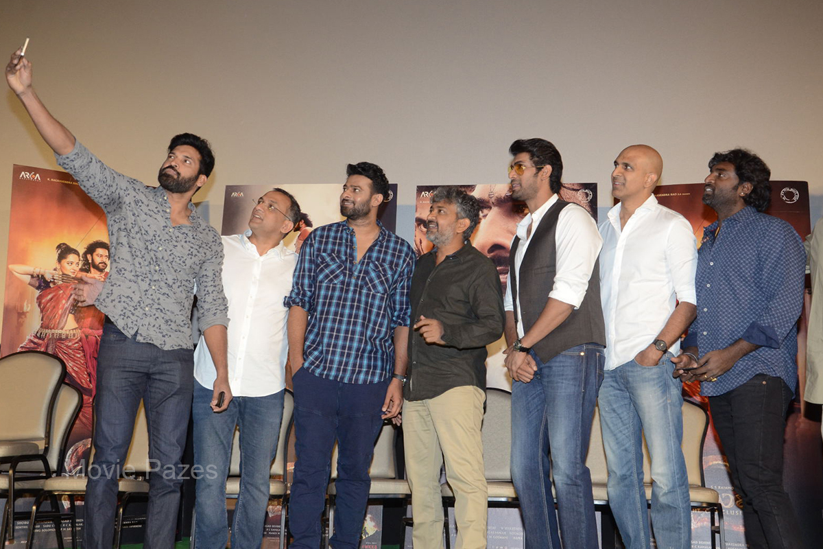 Bahubali 2 Movie Trailer Launch