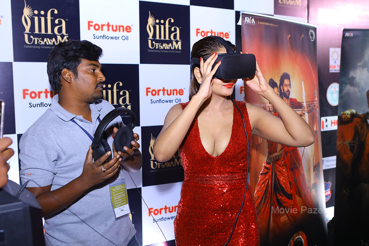 Bahubali 2 VR Zone at IIFA Awards Event
