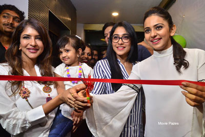 Celebrities Jr Kuppana Restaurant Launch