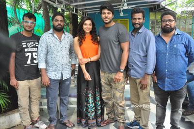 Co Surya Movie Team Press Meet