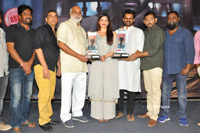 Jawaan Movie Pre Release Event Stills