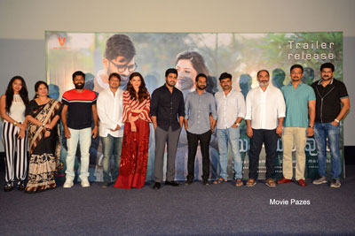 Mahanubhavudu Trailer Launch Stills