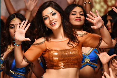 Mehreen Pirzada Stills From The Movie Jawaan