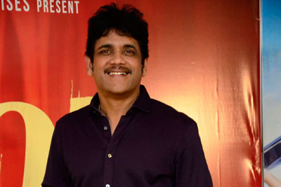 Nagarjuna Interview Stills About Hello Movie