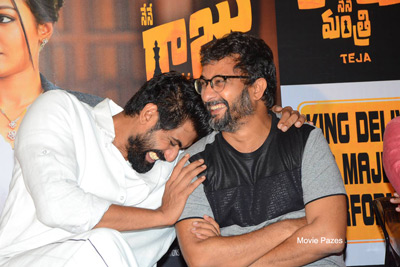 Nene Raju Nene Mantri Team Success Meet