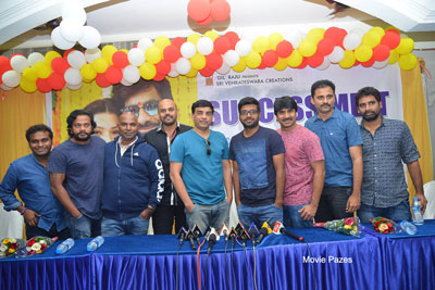 Raja The Great Success Press Meet Stills
