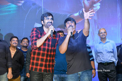 Raja The Great Team Success Celebrations