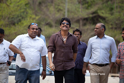 Raju Gari Gadi 2 Movie Working Stills