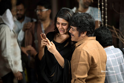 Raju Gari Gadi 2 Working Stills
