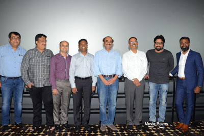 Robot 2.0 Movie Team Press Meet